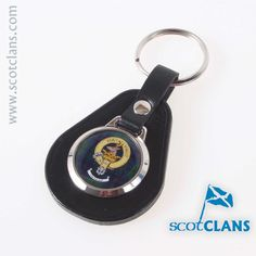 Keith Clan Crest KeyFob. Free worldwide shipping available.