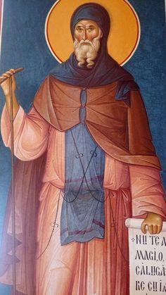 Vizitează articolul pentru mai multe informații. I Icon, Byzantine Art, Painting, Orthodox Christian Icons, Art, Wall Painting, Saint Anthony, Fresco, Art Icon