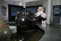 Geo information center in Juuka, Kivikylä.