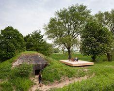 Idée pour décorer et aménager un petit bunker - Visit the website to see all pictures http://www.amenagementdesign.com/decoration/idee-pour-decorer-et-amenager-un-petit-bunker