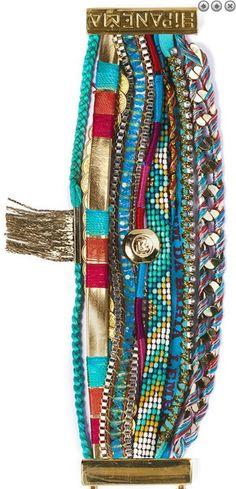 Hipanema bracelets- I am obsessed