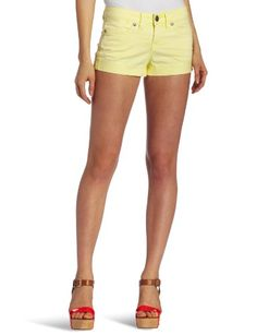 Silver Jeans Juniors Toni Perfect Inseam Short $12.76