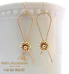 Jewelry. 14K Gold Filled. Earrings for woman. Gifts for her