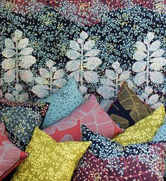 Design Team Designer Fabrics from South Africa Fabric Design, South Africa, Fabrics, Quilts, Create, Wallpaper, House, Ideas, Tejidos