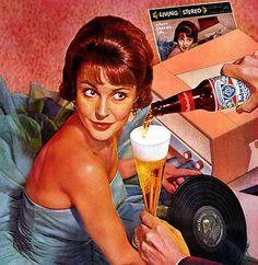 Vintage Beer Ads For Women | POPSUGAR Love & Sex Photo 14