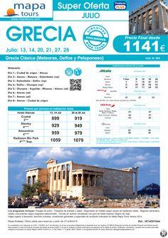 OF Grecia Clasica salidas Julio **precio final 1141** ultimo minuto - http://zocotours.com/of-grecia-clasica-salidas-julio-precio-final-1141-ultimo-minuto-5/