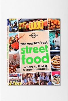 Awesome. Street food recipes and tips...cause there's nothing like lunch truck food. :P