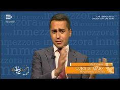 Luigi Di Maio a in Mezz'ora (INTEGRALE) 7/5/2017