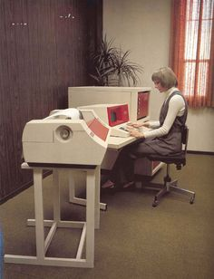 Computing in the 1970s and 1980s.