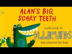 Alan's Big, Scary Teeth by Jarvis Book Trailer - YouTube Big Scary, Book Trailers, Audio Books, Childrens Books, Teeth, School, Youtube, Children's Books, Children Books