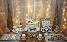 I'm Dreaming of a White Christmas Party - Bella Paris Designs