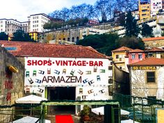 Armazém occupies an old wine warehouse © Emily McAuliffe / Lonely Planet