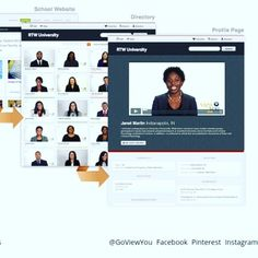 We help students and jobseekers make the right first impression #VideoCV viewyou.com/now