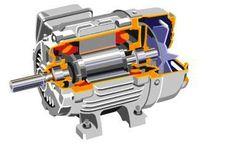 Electrical Motors Basic Components ~ Electrical Knowhow Electrical Energy, Electrical Engineering, Engineering Courses, Engineering Projects, Transformer Wiring, Conduit Box, Hvac Maintenance, Electrical Diagram, Motors