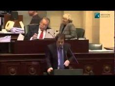 Речь Лорана Луи в Бельгийском парламенте 16 февраля 2014 года
