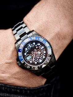 Patek Philippe, Black Rolex, Rolex Gmt Master, Rolex Watches, Label, Kids, Accessories, Clock, Children