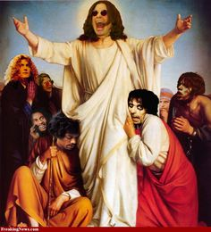 The God of Heavy Metal