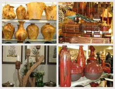 Vases, urns, and decanters! Oh my! What's not to be happy about?