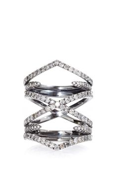 The General Ring by Eva Fehren for Preorder on Moda Operandi