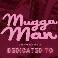 Here's another track from GrandeMarshall's Mugga Man saga, Dedicated to. Mugga Man is a crazy project made in April 2013, that seems to contrast with the overall relaxed nature of his music.