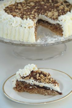 My Little Kitchen: Snickers Cake Sweet Recipes, Cake Recipes, Dessert Recipes, Chocolate Baklava, Snickers Cake, Danish Dessert, Norwegian Food, Pudding Desserts, Let Them Eat Cake