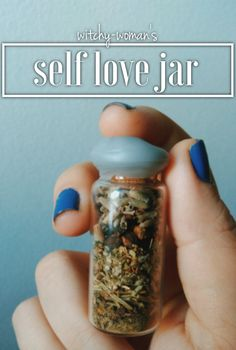 We had a bought of hate on my blog a few weeks ago, and it has spurred me to promote self love even more than I already do. So that's what we are doing today! Here we go! • Basil - courage & confidence • Rosemary - happiness & peace • Marjoram -...