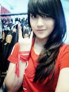 #nabilah #member #jkt48 #sister #group #of #akb48 #cute #2013 #rock #music #indonesia