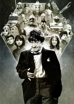 Doctor Who (Second Doctor, Patrick Troughton, 1966-1970)
