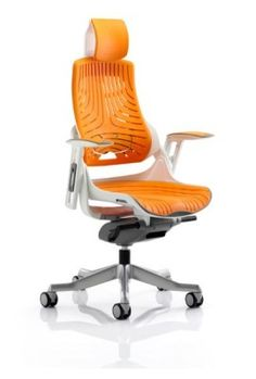 Brand new for 2015, the Zephyr Executive Chair has an exciting design and is available in either mesh, fabric, leather or elastomer.
