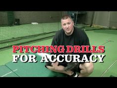 Pitching Drills for Accuracy - 4 tips for more Control  http://www.maddenbaseball.com Ask your pitching drills and accuracy questions by joining the free newsletter Pitching Drills http://www.yougoprobaseball.com/Pitching-Drills.html Pitching Mechanics http://www.yougoprobaseball.com/pitching-mechanics Pitching Grips http://www.yougoprobaseball.com/Pitching-Grips_How_To.html My Pitching Program http://www.pitchingprograms.com/pitching365.html