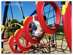 Landscape Structures - EVOS playstructure Landscape Structure, Playgrounds, Nihon, Diy And Crafts, Cool Stuff, Cool Things, Play Area Outside