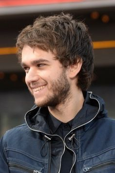 Looks like Zedd was pretty hairy. You know, pretty hairy. Pretty and hairy...