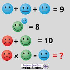 Resposta do desafio dos emotions – Dividindo a Matemática Character, Challenges, Lettering