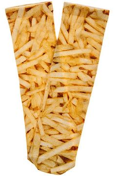 Beloved Shirts Socks Fries Ankle