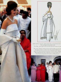 Il mito di Oleg Cassini tra Jackie, Grace e l'abito da sposa – The Dress