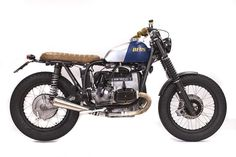 Steve R100 | Deus Ex Machina | Custom Motorcycles, Surfboards, Clothing and Accessories