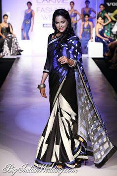 Sameera Reddy in Archana Kochhar