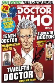 ✅ #8 Doctor Who: Tales From The Tardis  @ Titan Magazines