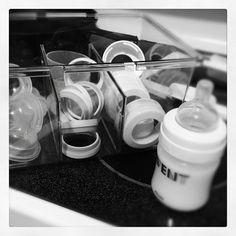 bottle organization ideas