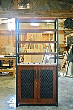 Barn Wood Table Custom Furniture, Wood Table, Barn Wood, Shed, Bespoke Furniture, Timber Table, Lean To Shed, Wooden Desk, Backyard Sheds