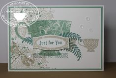 Yvonne is Stampin´ and Scrapping: Stampin´ Up! Awesomly Artistic
