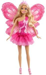 Poupée Barbie fée papillon 1