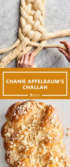 I've Been Making Challah for Decades, and This Streusel-Topped One Might Be My New Favorite - I Tried Chanie Apfelbaum's Challah Recipe Sicilian Recipes, Jewish Recipes, Sicilian Food, Easy Baking Recipes, Donut Recipes, Cooking Recipes, Challah Bread Recipes, Best Challah Recipe, Brioche Bread