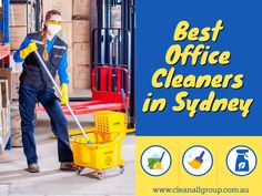 Having a clean office creates a great impression however, maintaining cleanliness on a regular basis can be extremely tedious. To make your work easy CleanAll Group provides you best office cleaners in Sydney. Office Cleaning Services, Sydney, Canning, Group, Easy, Home Canning, Conservation