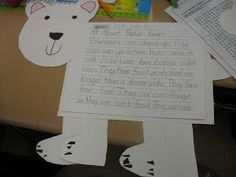 Swimming Into Second: Cause and Effect, Polar Bears and freebies for you