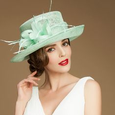 how to dress for a wedding with a hat - Google Search
