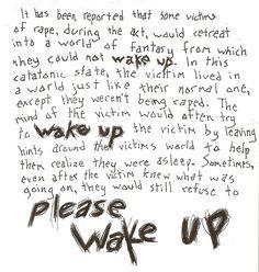 Creepypasta writing | Wake Up Creepypasta