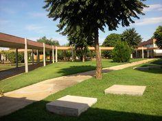 3 Jardim ao lado do Complexo de Clínicas - Faculdade de Odontologia de Araçatuba - Unesp
