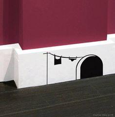 Comment décorer vos plinthes !