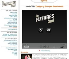 Common Core & Ed Tech: The Futures Channel - fun STEM, writing and more
